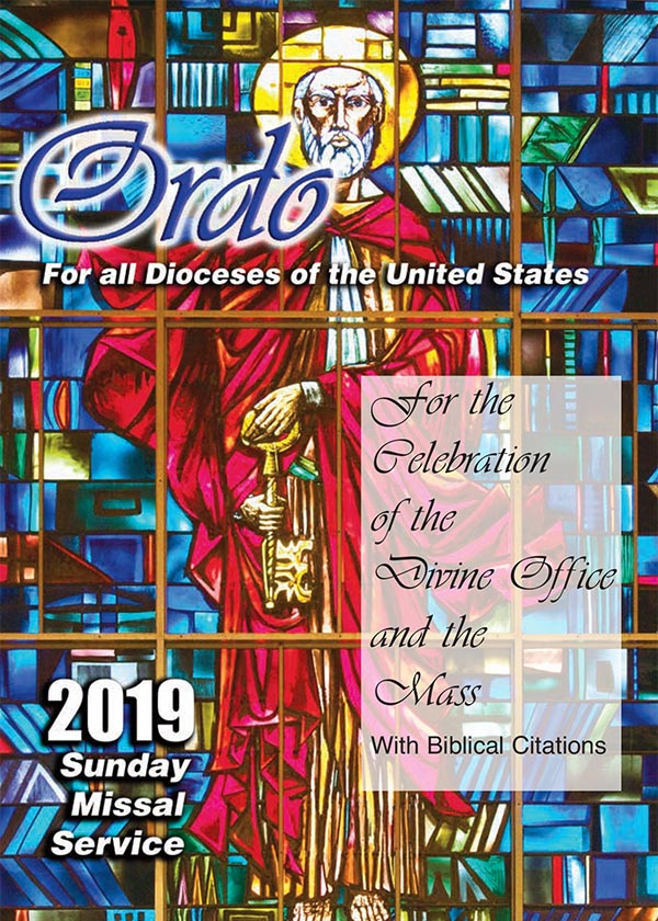Pray Together Ordo 2018